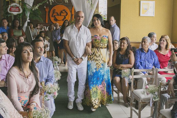 Entrada noivo