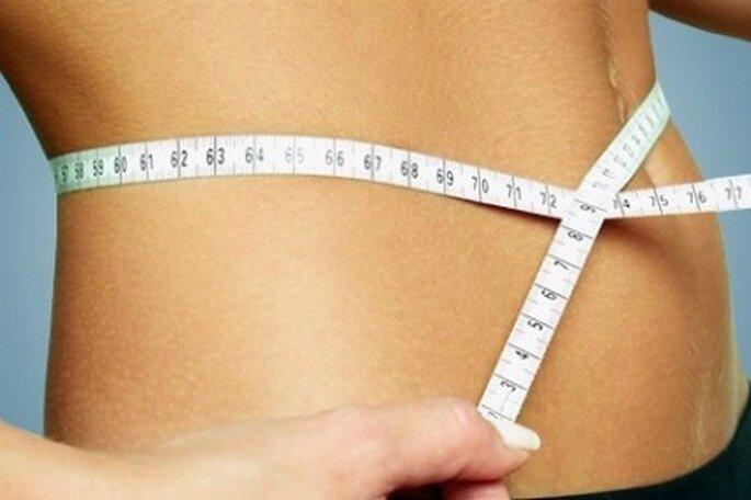 Pierde esos kilos de más con fuerza de voluntad