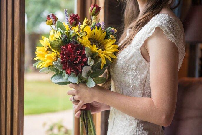 Buquê da noiva é brinde para quem fechar a decoração com a empresa
