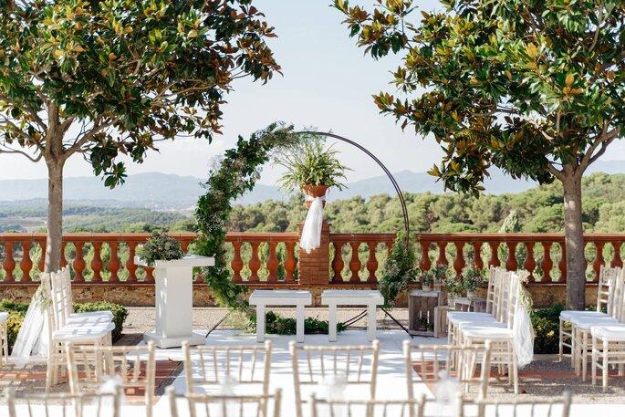 Mas de Sant Llei - Lieu de réception mariage - Espagne