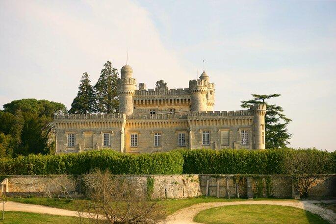 Château de Camarsac et Clos du Prince