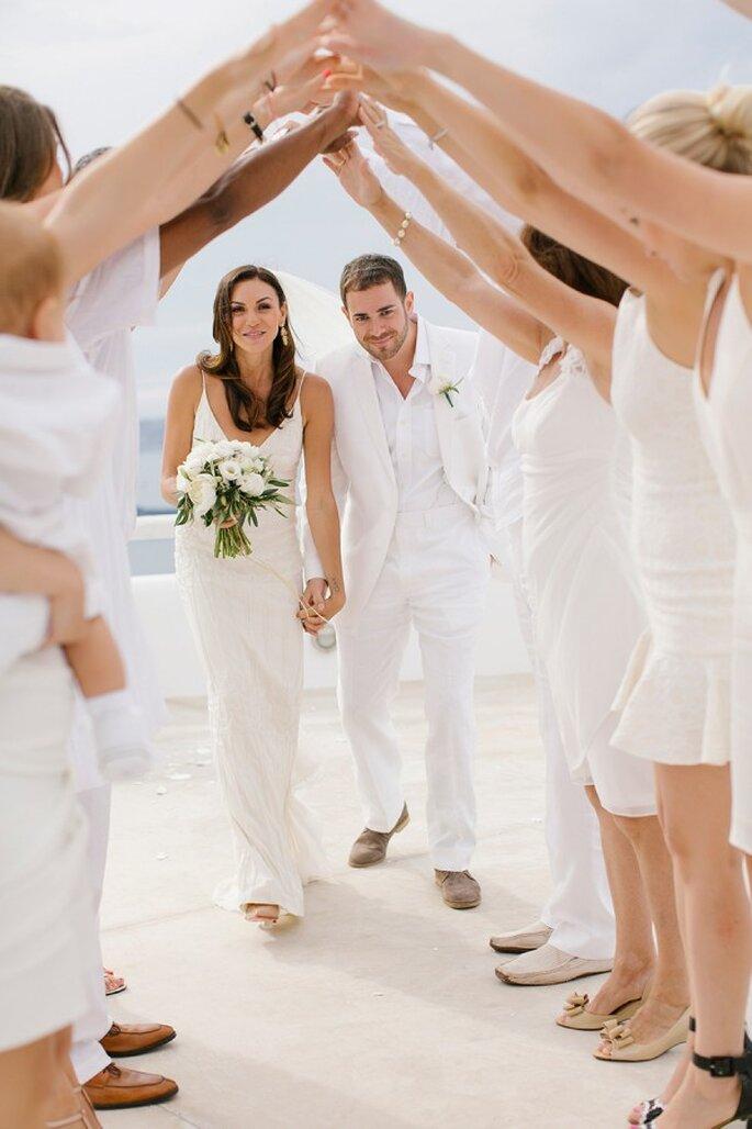 Las bodas pequeñas como tendencia - Foto Anna Roussos Photography