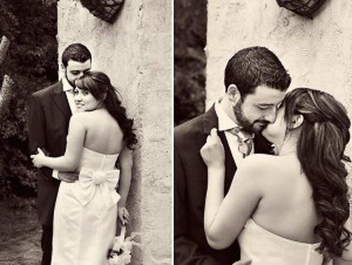 Fotos de boda estilo romántico - Izzy Hudgins