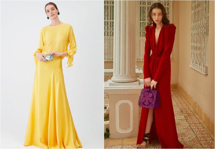 346ca2aad Cómo elegir un vestido para matrimonio en clima frío  ¡descúbrelo ...