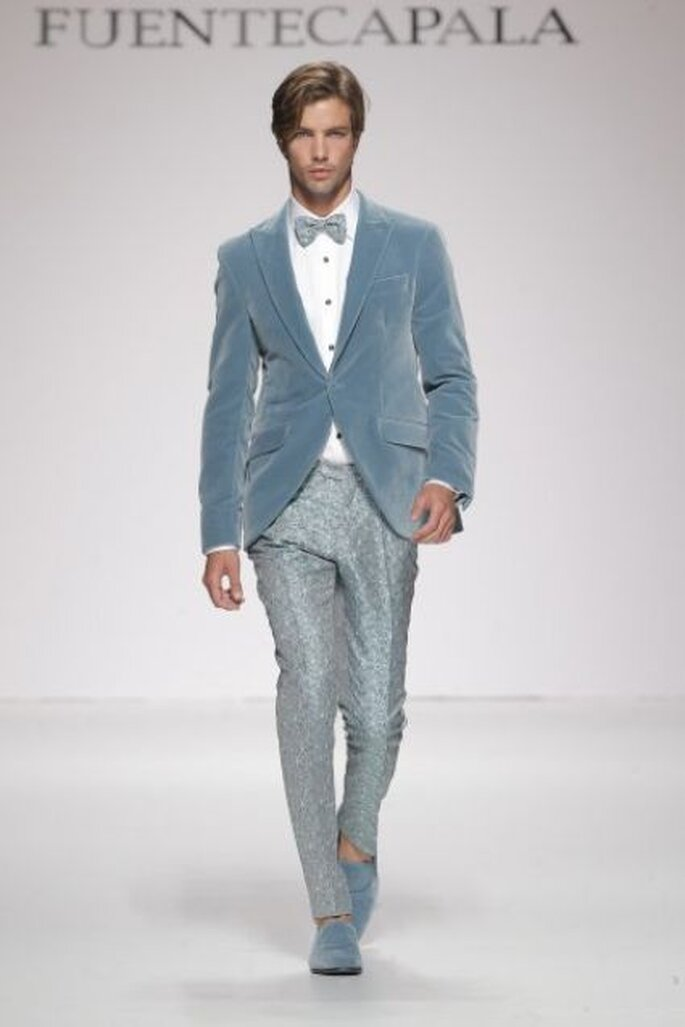 Vestido de novio de Fuentecapala 2015