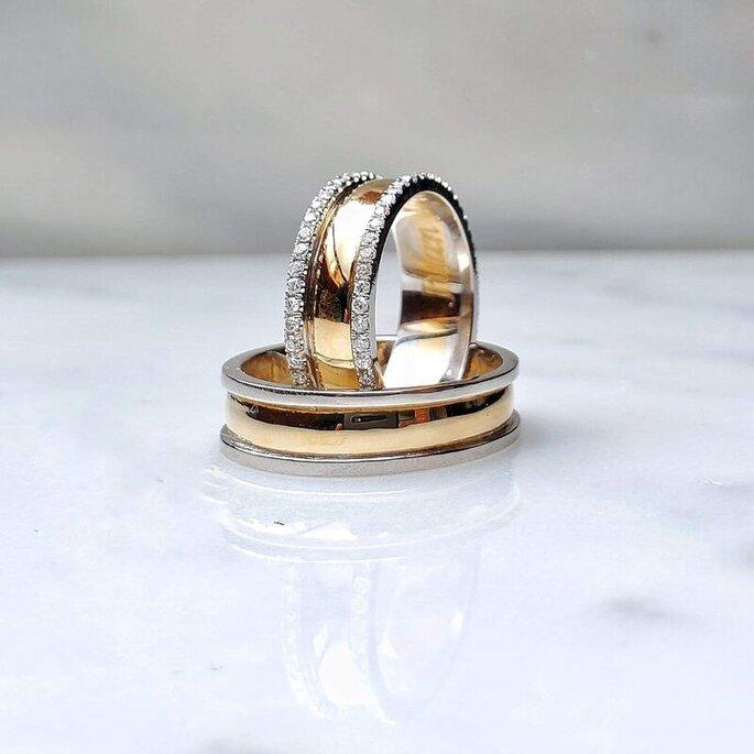 Juan Felipe Ramírez Jewelry argollas anillos de compromiso bogotá