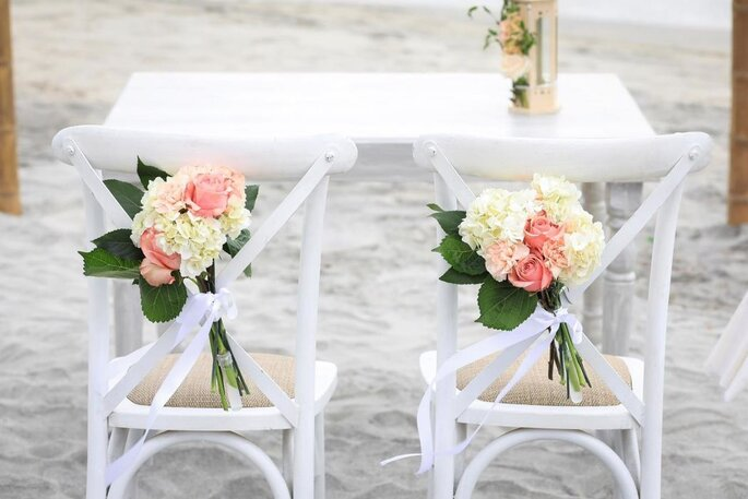 Hana Flores con Diseño Decoración de bodas Cartagena