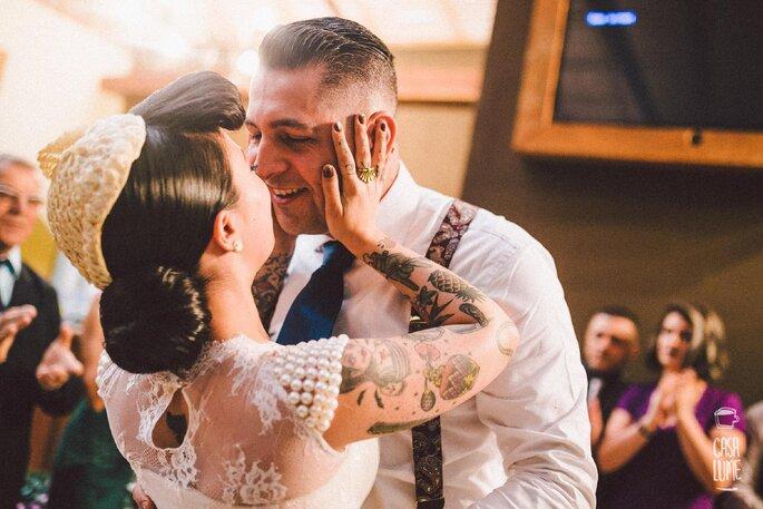 Fotógrafos com experiência em casamentos