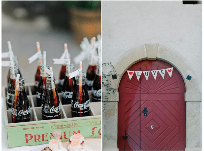 Eine romantische und elegante Hochzeit in der Schweiz - Foto Nadia Meli