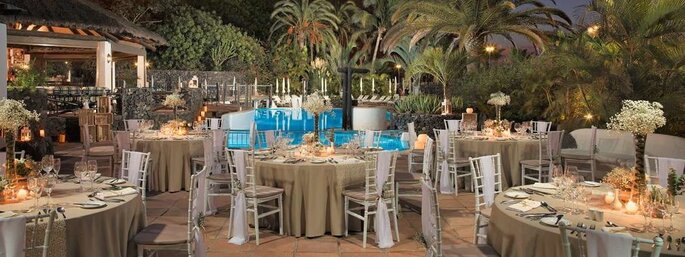 Hotel Jardín Tecina hotel bodas Santa Cruz de Tenerife
