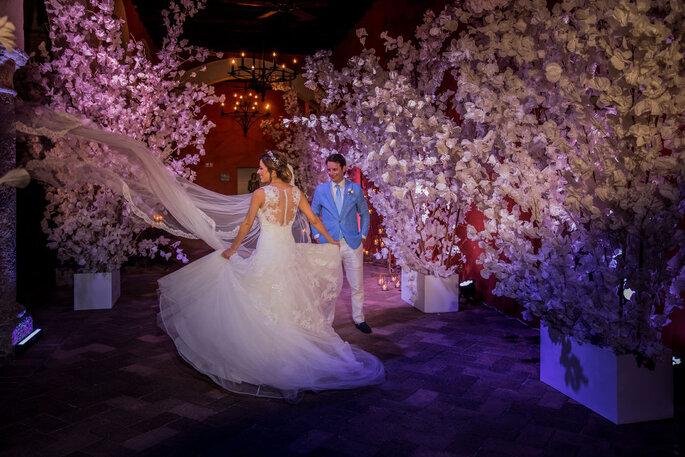Tatiana Tarón Eventos Wedding Planner Cartagena