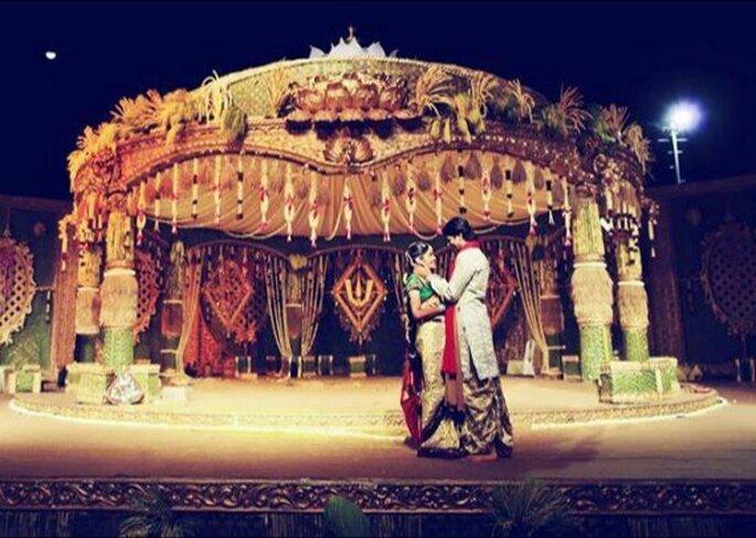 Photo: Lavish Eyedea Wedding Planners