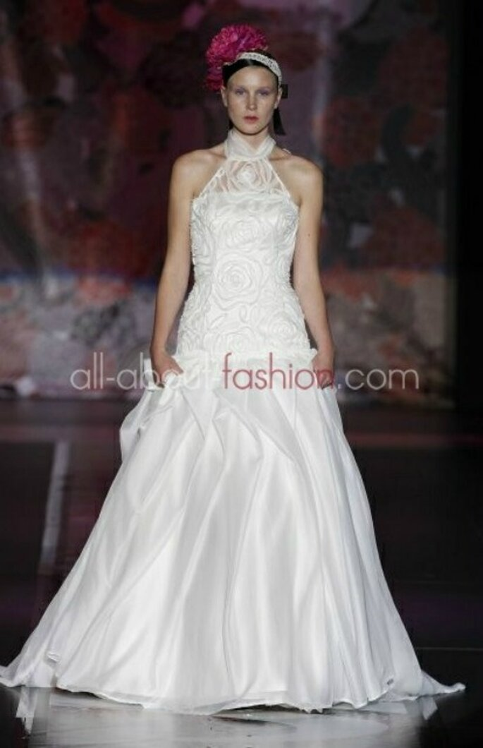Abito da sposa Miquel Suay 2013. Foto: all-about-fashion.com