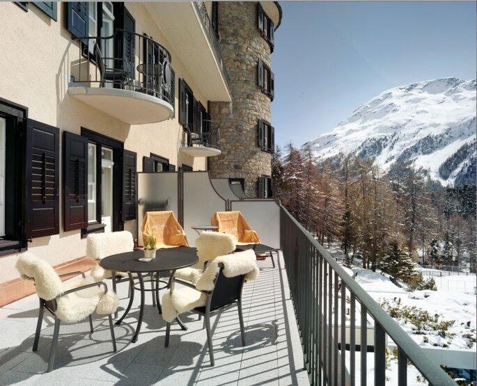 Hotel Suvretta House