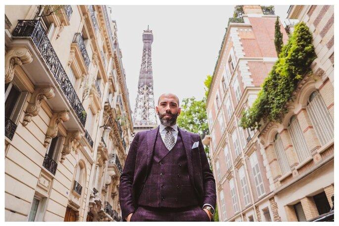 Vestibus Club - Costume du marié - Paris et Nice