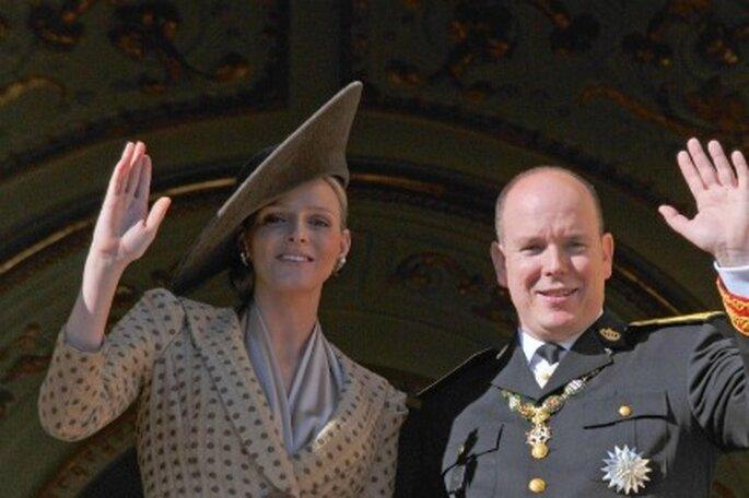 Mariage de Monaco Prince Albert II et Charlene Wittstock