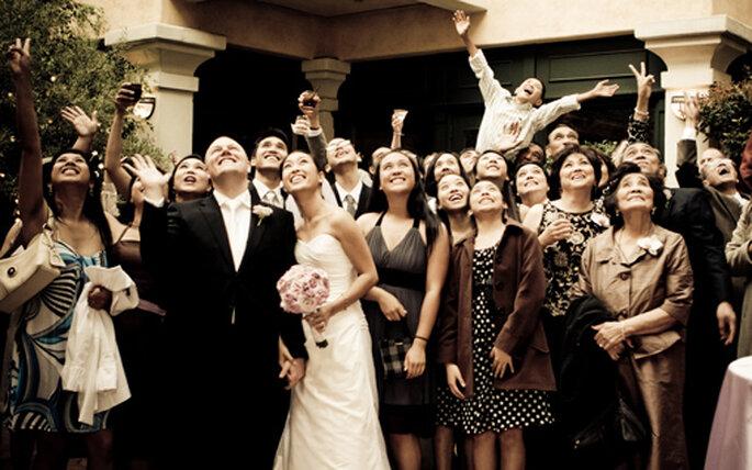 Comment assurer une bonne ambiance pour votre mariage par Lindsay Docherty