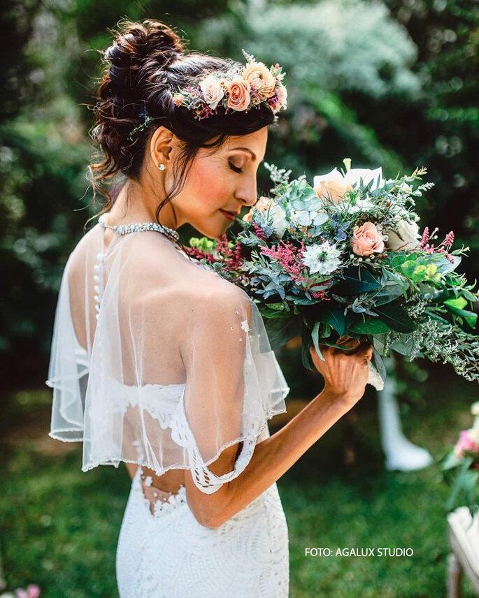 Giuliana Motta Floral Design arreglos florales para matrimonios en Lima