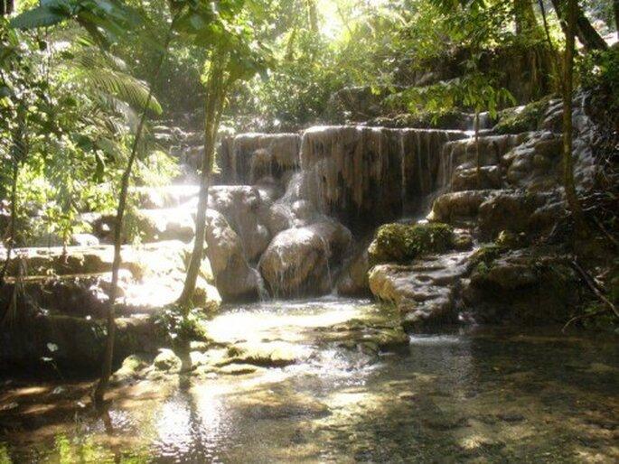 Elegir el destino para tu luna de miel es muy importante - Foto Chiapas oficial