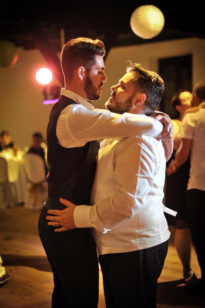 danse des mariés- mariage landes