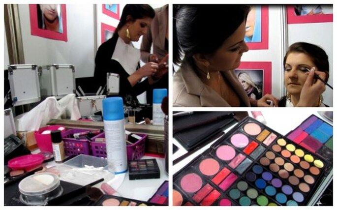 makijaż ślubny 2012