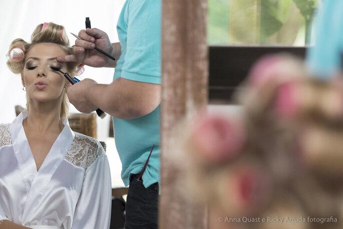 Make e Hair: Júnior Mendes | Foto: Anna Quast e Ricky Arruda