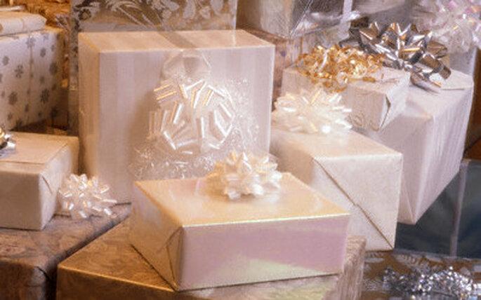 Cómo corresponder a un regalo de boda