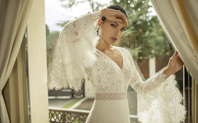 Vestido de noiva Queen House