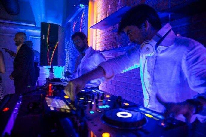 DJ Lorenzo d'Amelio