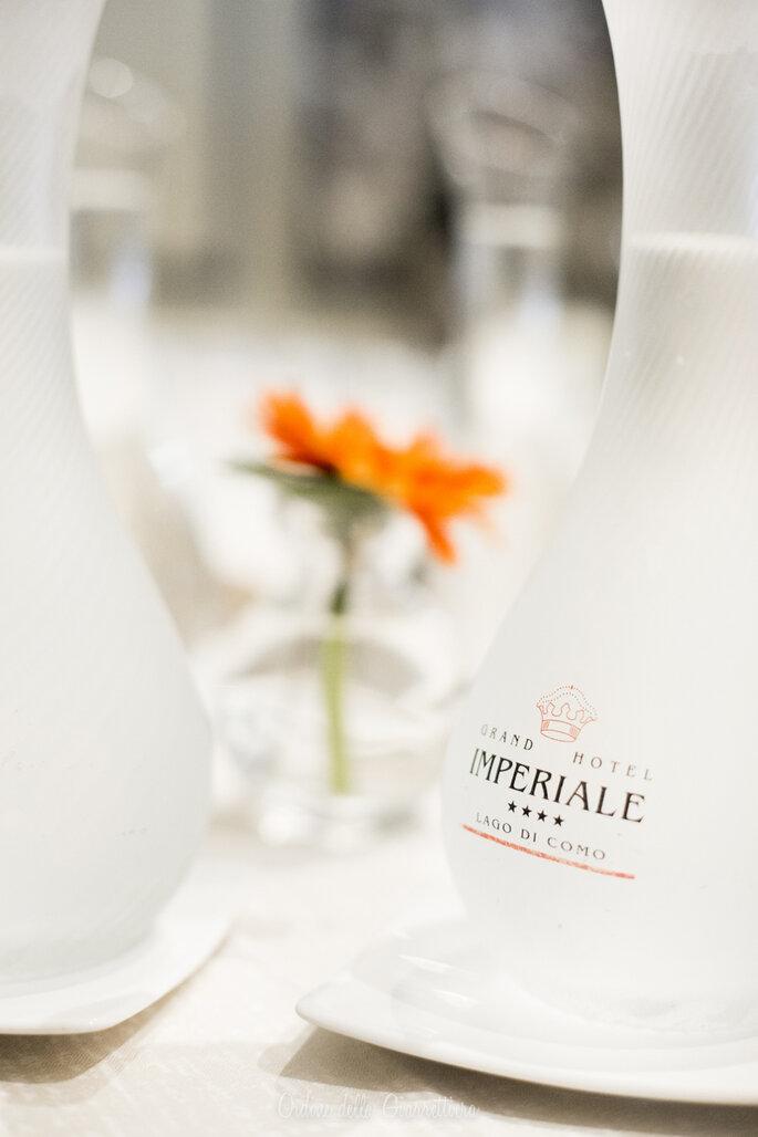 Per l'Hotel Imperiale, la classe non è acqua