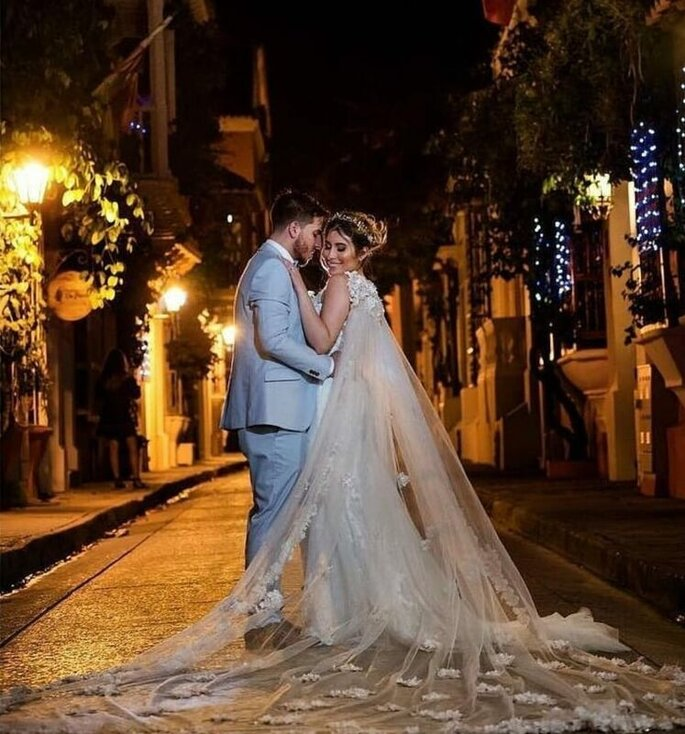 Bodas & Glamour S. A. S. wedding planner Cartagena