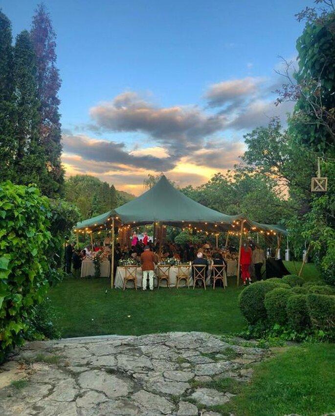 Carpas Maho carpas bodas Madrid
