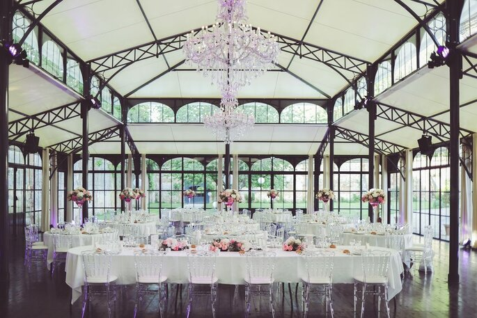 Domaine de Montchevreuil - Lieu de réception pour votre mariage dans l'Oise