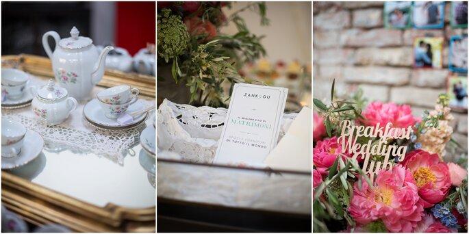 Bellezza per tutti e 5 i sensi- Foto: Infraordinario Wedding