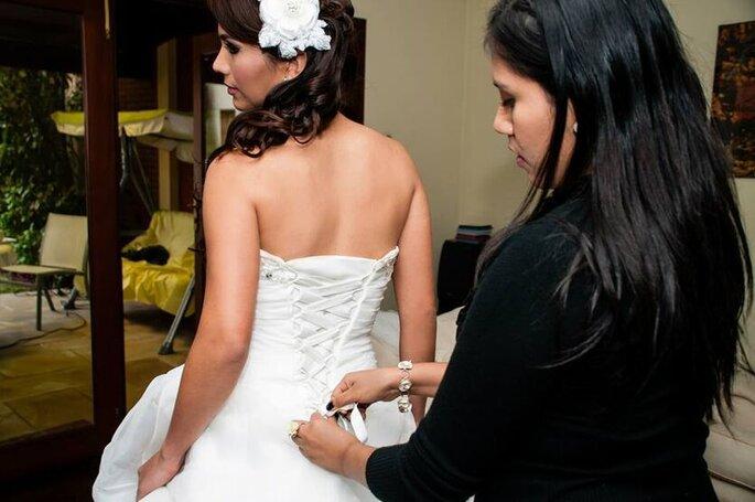 Maribel Aguirre wedding planners Lima