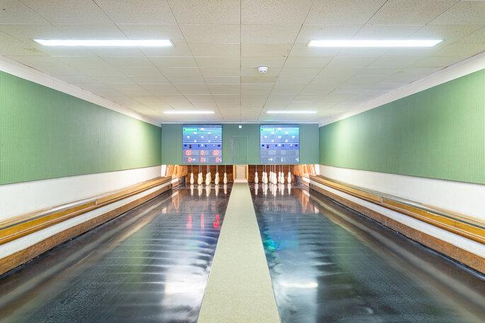 Drei Könige Entlebuch Bowling-Bahn