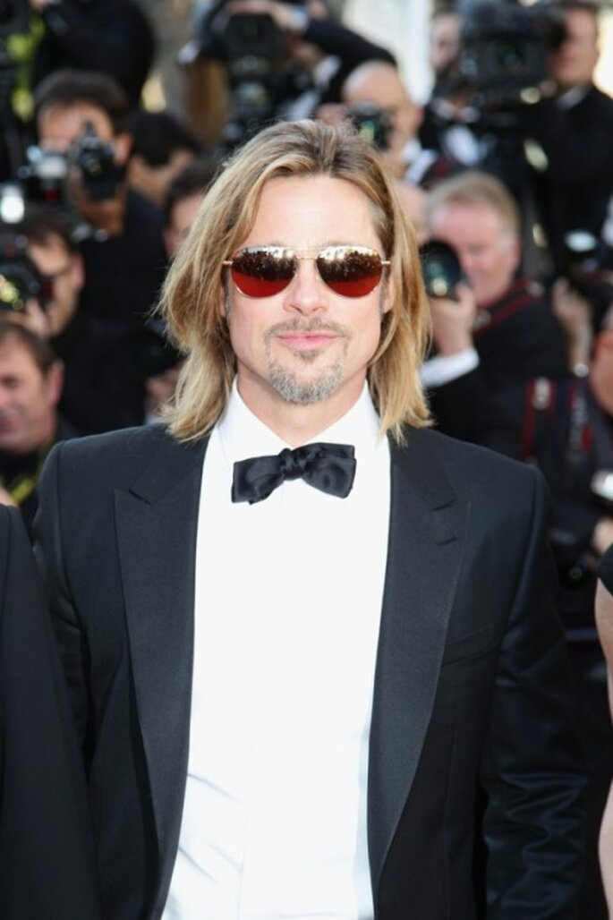 Brad Pitt en el Festival de Cannes 2012 - Foto image.net