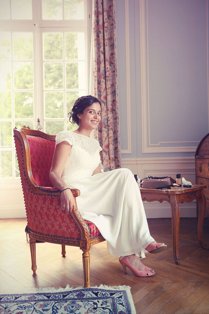 Perrine de PPF Weddings.