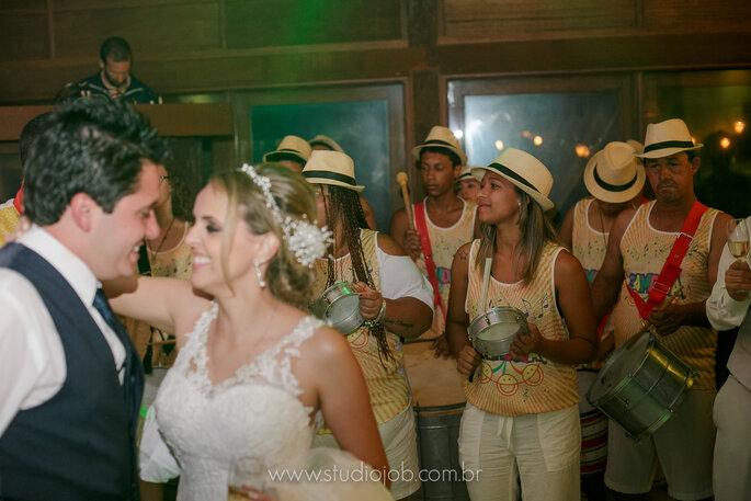Banda em casamento