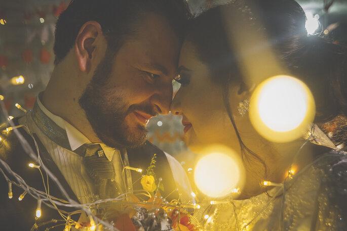 Cumplicidade noivos