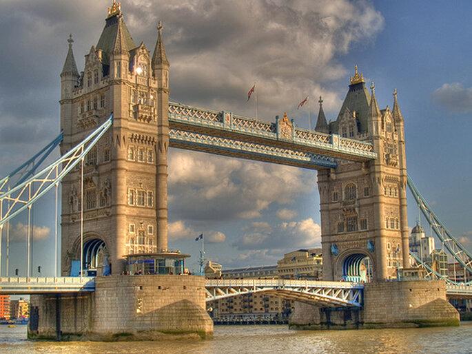 Londres, visita la capital británica en la luna de miel. Foto: J.Alberto Carrasco