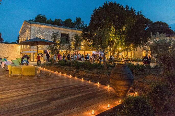 Le Domaine de la Grande Sieste, lieu de réception pour votre mariage à Montpellier !