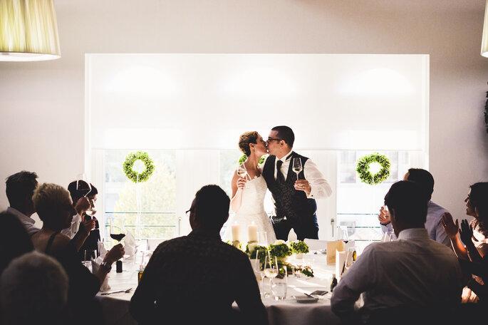 Lassen Sie Sich Von Der Bezaubernden Hochzeit Von Tanja