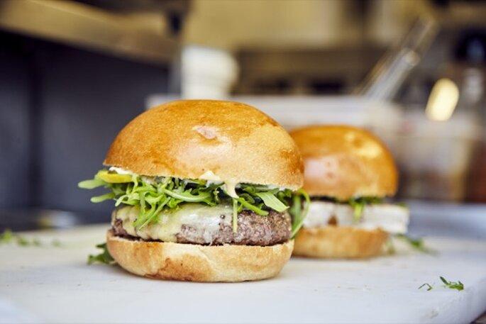 Photo : Jérôme Vivet de Paris Burger / Le Camion Gourmand