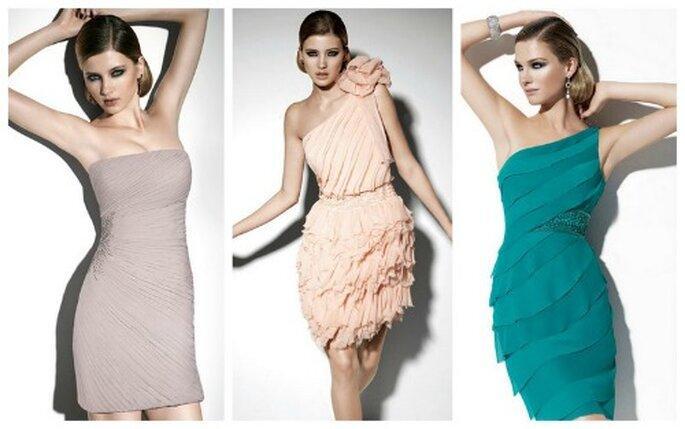 3 modelli giovanili ed eleganti. Abiti da cerimonia SAN PATRICK Collezione 2012