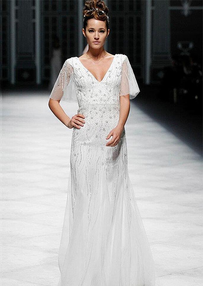 Wunderschöne Details machen diese Brautkleider aus – Foto: la sposa