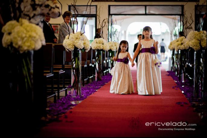 Decoraci n de boda estilo cl sico for Decoracion estilo clasico