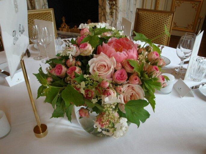 Fleurs et centres de table : tout un débat !