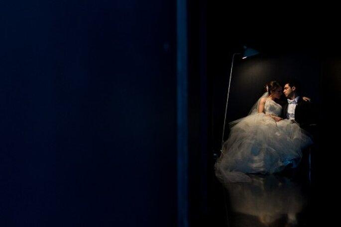 Romántica sesión de fotos de Irma y Javi - Foto Pepe Orellana