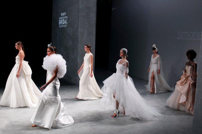 Desfiles virtuales Valmont Barcelona Bridal Fashion Week 2020